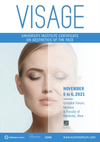 VISAGE: UNIVERSITY INSTITUTE CERTIFICATE ON AESTHETICS OF THE FACE